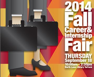 Career fair returns to campus Sept. 18