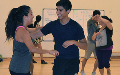 Salsa club adds spice to dancing