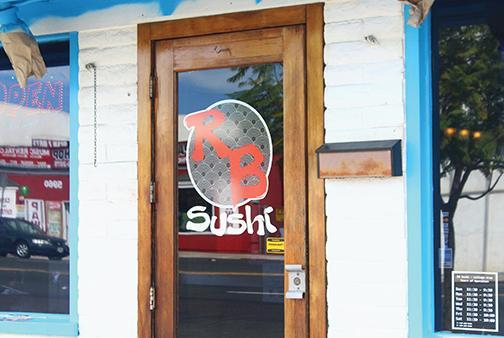 Restaurant Guide: Endless sushi satiates students