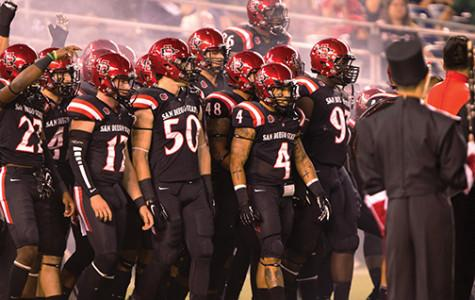 Aztecs first in MW after Hawaii win