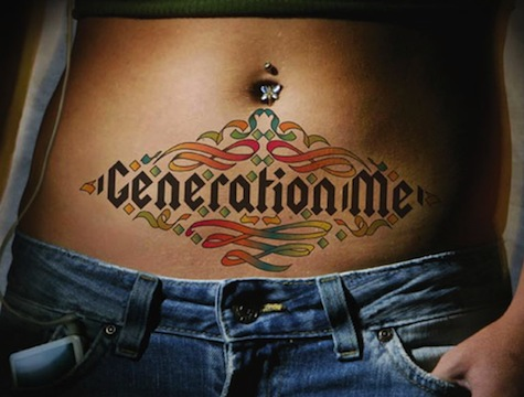 Generation Me discuses why depression leads among young adults