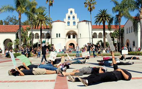 Die-in protests fuel the fire