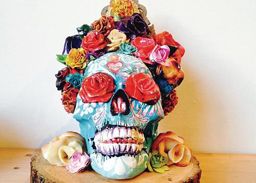 Day of the Dead gallery keeps art alive