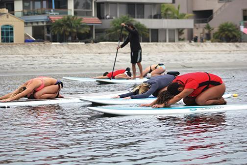 Seeking thrills in San Diego