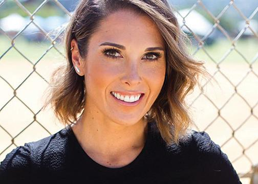 SDSU alum hits a home run as female sports blogger