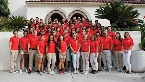 Athletic trainers gear up for success