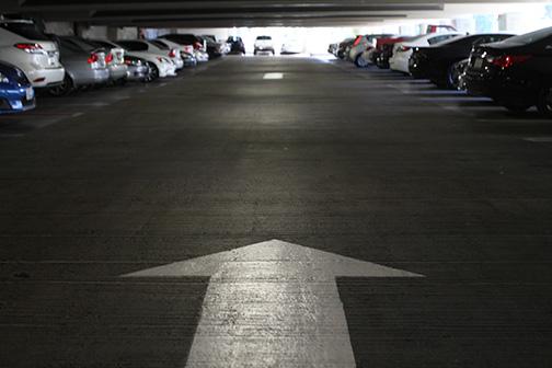 Event parking traffic halts academia