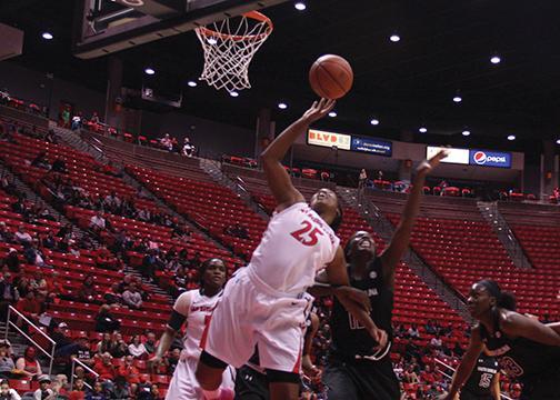 Women's basketball opens season with win