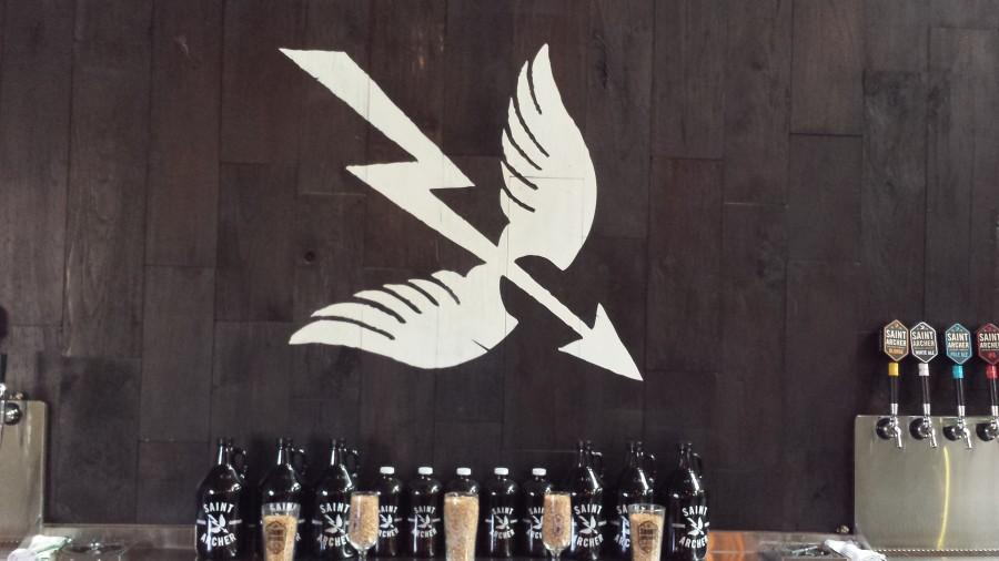 Saint Archers brews for the love of the sport