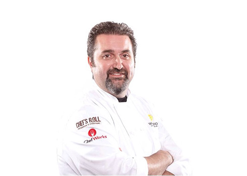 Chef wins second at World Food Championship