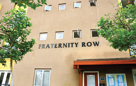 SAE begins semester on probation