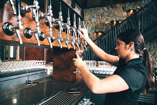 Stone Brewing Co. rocks the craft beer market