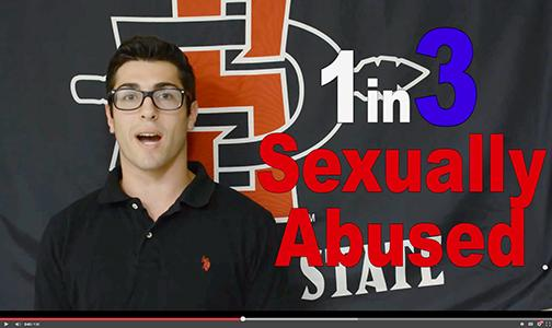 Fraternity vows to combat sexual assault in YouTube video