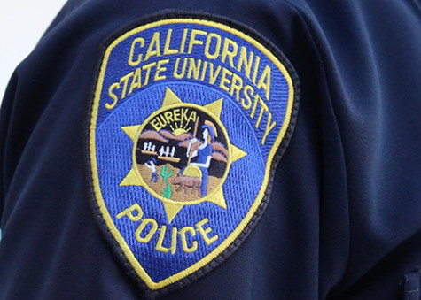 Car chase ends near SDSU on first day of classes