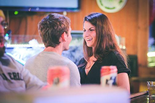 Love at SDSU: Matt Doran and Kelly Callas