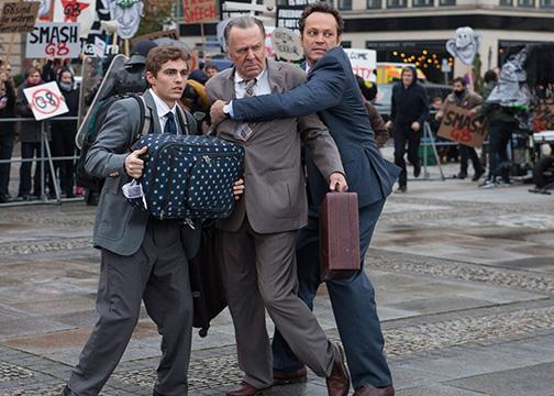 Vince Vaughn stars in new comedy