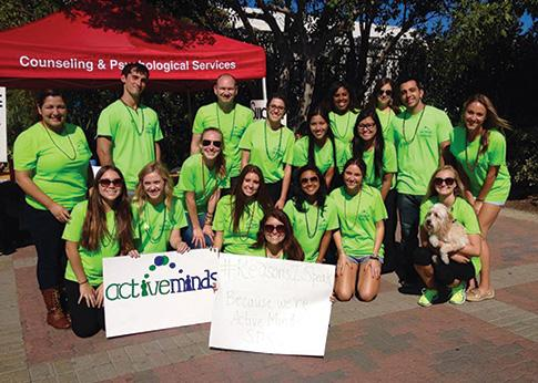 Active Minds stands against stigma