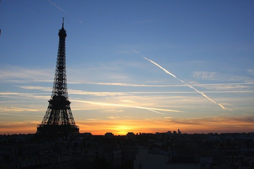 Paris and Bangkok offer an entrepreneurial study abroad experience