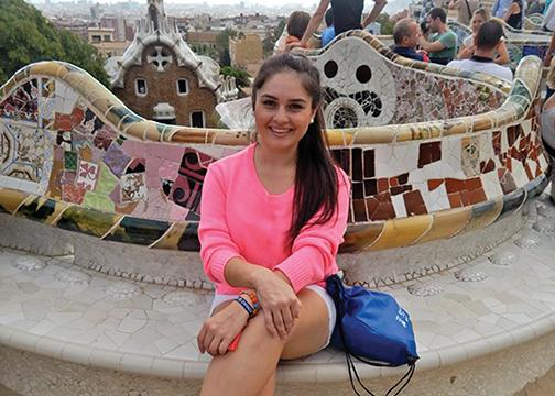 Study abroad adviser helps from experience