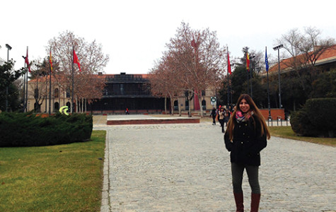 SDSU students blog stories from abroad