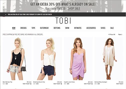 Online outlets ring up exclusive deals