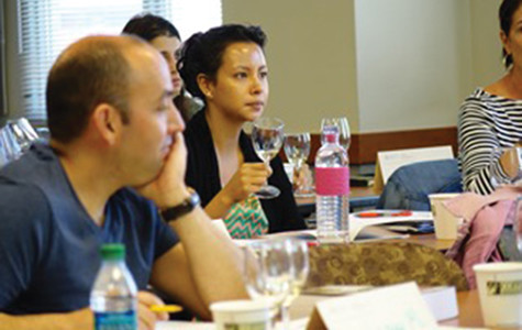 Students specialize in wine on trip to Spain
