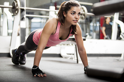 Tackle your day in workout clothes