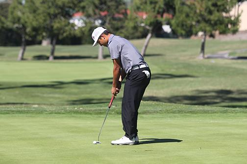 Aztec men's golf wins St. Mary's Invitational