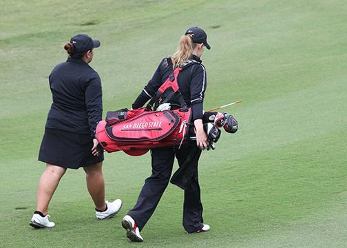 Women's golf preps for stacked UC Irvine Invitational
