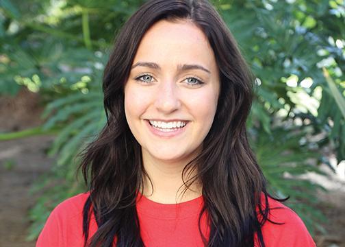 Jenna Mackey, Photo Editor