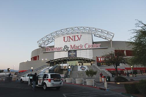 Men's hoops heads to Vegas for MW Tournament