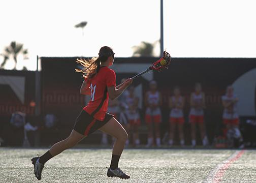 Women's lacrosse at SDSU