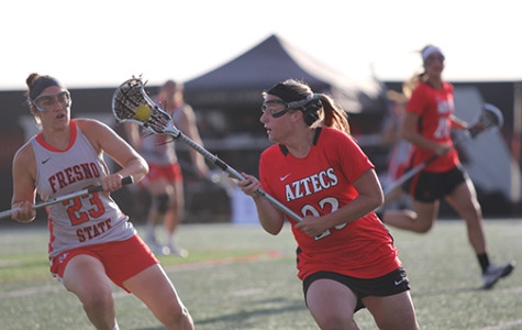 Lacrosse flies past Fresno, crushes Campbell