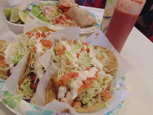Tasty Tuesday: Step up your Taco Tuesday at TJ Oyster Bar