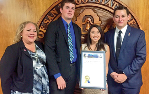 City, county honors KCR College Radio