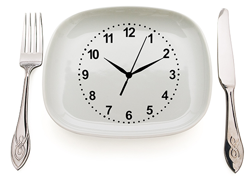 SDSU study: eating times may lead to healthiness