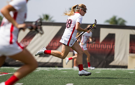 Lacrosse suffers Stanford loss, defeats Davis