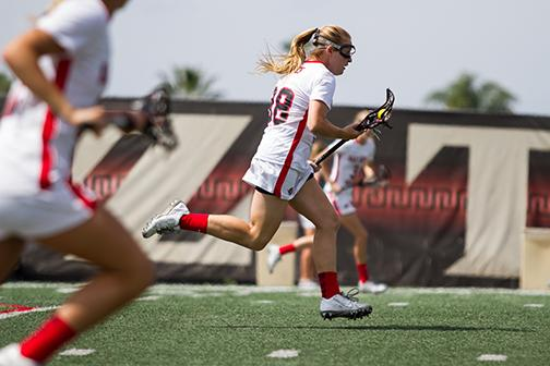 SDSU lacrosse ends season with loss to Colorado
