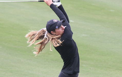 Emma Henrikson was named Mountain West Women's Golfer of the Month for September.