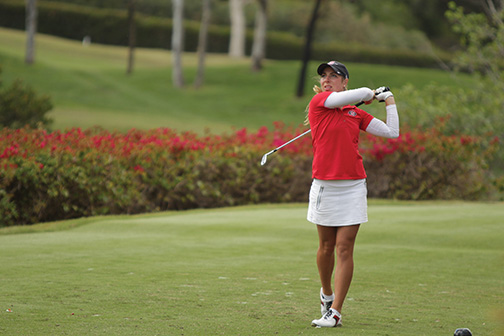 SDSU women's golf dominates Golfweek Conference Challenge