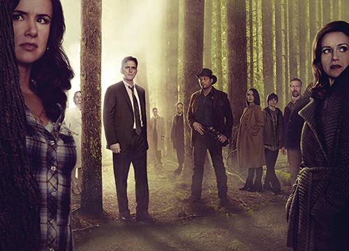 Shyamalan returns with Fox drama Wayward Pines