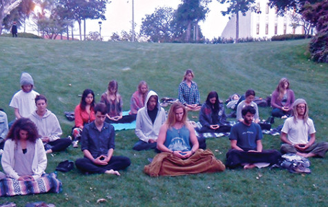 Buddhist Greek life comes to campus