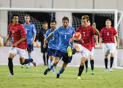 SDSU men's soccer more mature heading into 2015