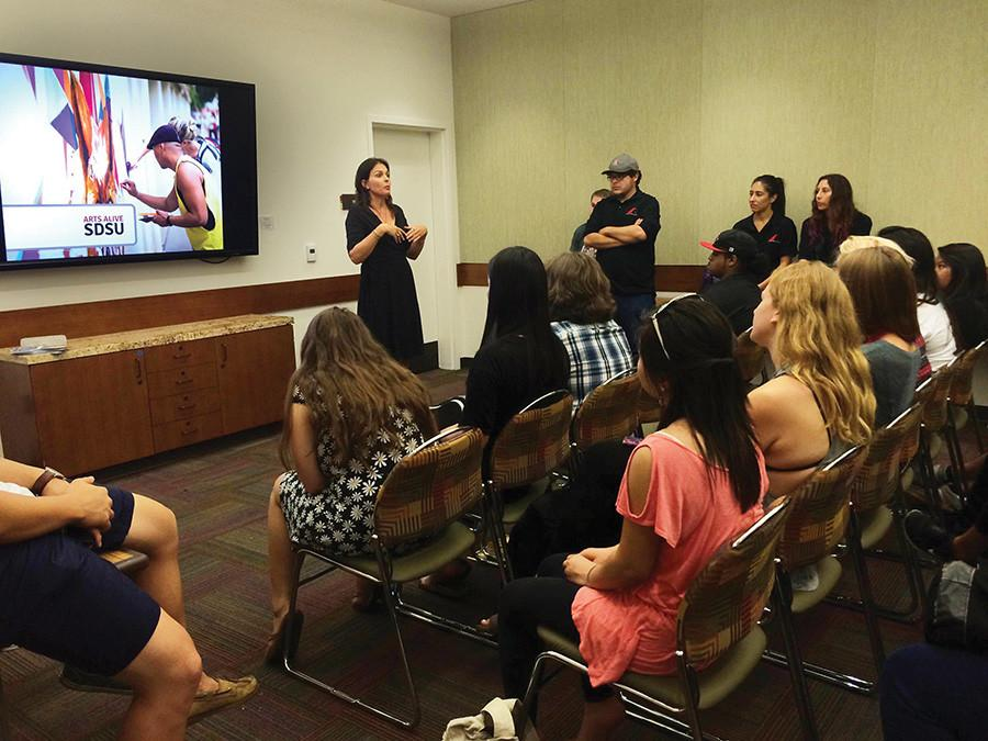 Aspiring artists unite with Aztec Music Group