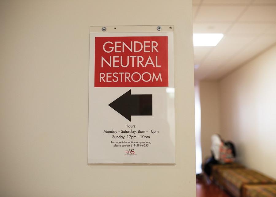 Signs reinforce non-discrimination
