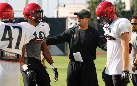 Danny Gonzales brings calm to SDSU secondary