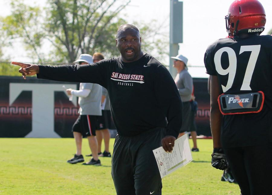 Hunkie Cooper changing wide receivers culture at SDSU