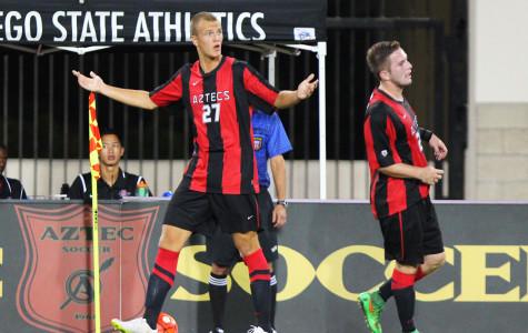 UNLV comes back, beats Aztec men's soccer 3-2