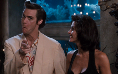 Your last year of college as told by Ace Ventura: Pet Detective