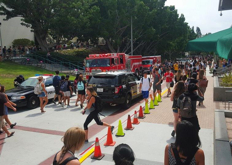 SDSU crime and incident report: Hit and run, trespassing, medical aid